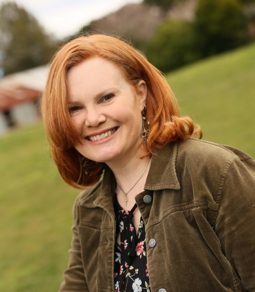 Aussie Author Carolyn Miller