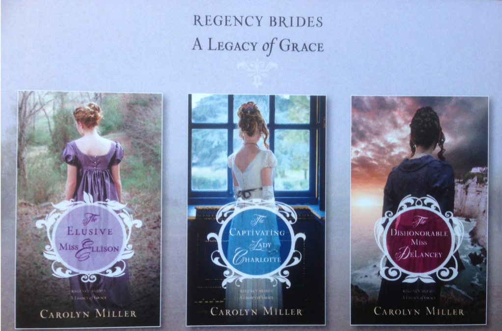 Aussie_Author_Carolyn Miller_Regency Brides series