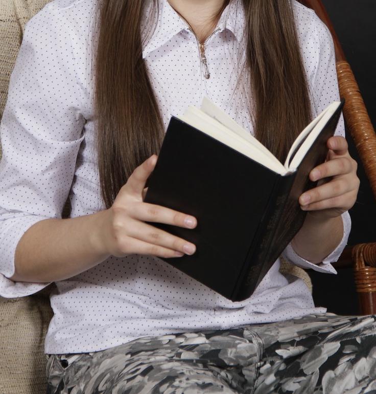 Denise Weimer_girl reading