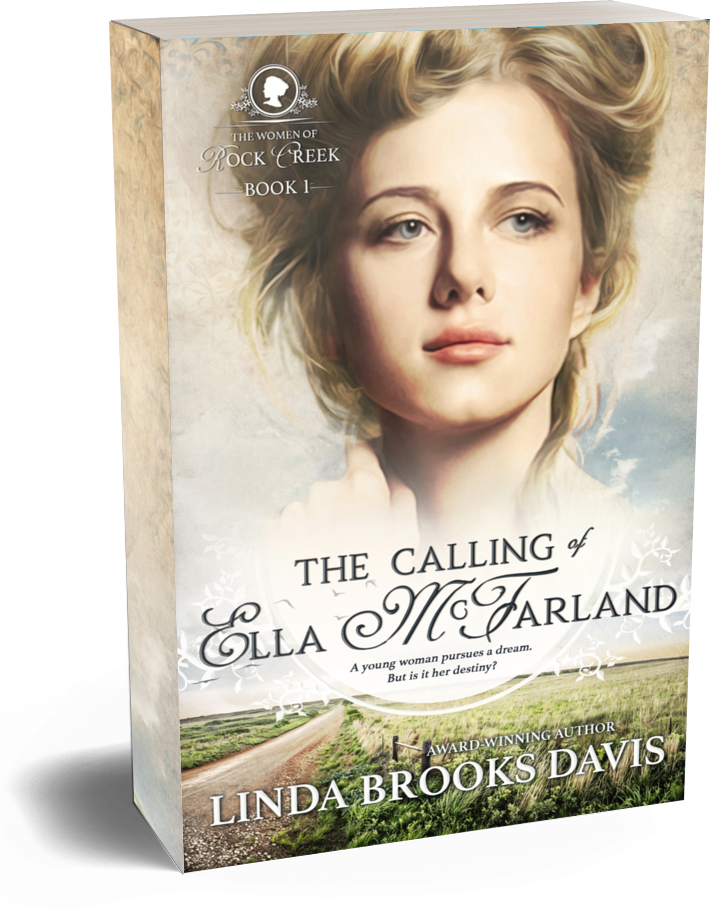 Linda Brooks Davis_The Calling of Ella McFarland