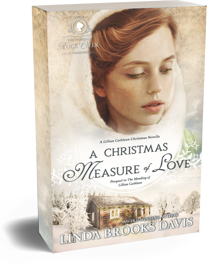 Linda Brooks Davis_A Christmas Measure of Love