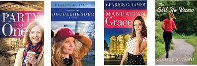 Clarice James