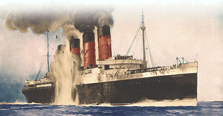 Lusitania_Terri Wangard