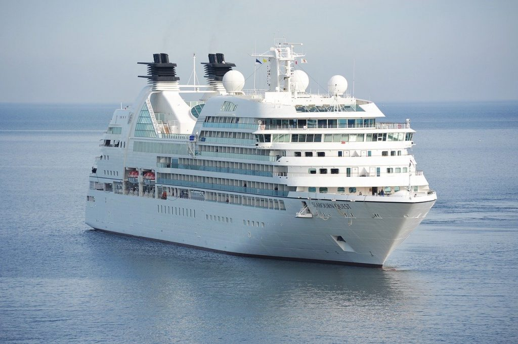 Terri Wangard_cruise ship